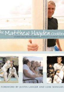 Matthew Hayden Cookbook